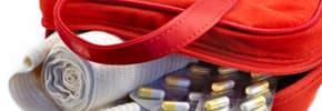 Цены на Аптечки, сумки для аптечки, фото