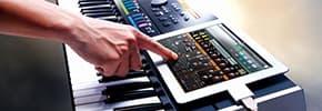 Синтезаторы, цифровые пианино