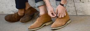 Ботинки, полуботинки мужские