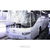 Фото Комплексная мойка автобуса