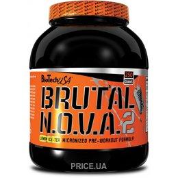 Фото BioTech Brutal N.O.V.A. 2 250 g (25 servings)