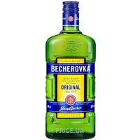 Фото Ликёрная настойка Becherovka 0.5 л