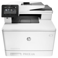 Фото HP Color LaserJet Pro M377fdw