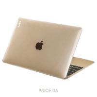 Сравнить цены на LAUT Slim Cristal-X для MacBook 12 Clear (LAUT_MB12_SL_C)