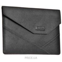 "Фото Issa Hara Leather Case for MacBook 12"" Black (MC12_11)"