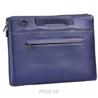 "Фото Issa Hara Leather Case for MacBook 13"" Blue (B13_13)"