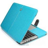 Фото TTX Leatherette case Apple MacBook Retina 13 Blue