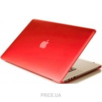Фото iPearl Crystal Case for MacBook Air 11 Red (IP10-MBA-08201A)