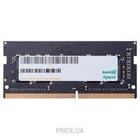 Фото Apacer 4GB SO-DIMM DDR4 2400 MHz (ES.04G2T.KFH)