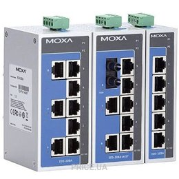 MOXA EDS-208A-S-SC
