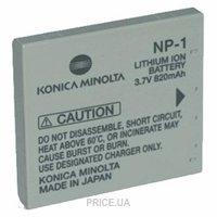 Сравнить цены на Konica Minolta NP-1