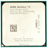 Фото AMD ATHLON II X3 435