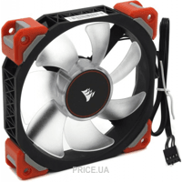 Фото Corsair ML120 PRO LED Red (CO-9050042-WW)