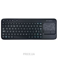 Сравнить цены на Logitech K400 Wireless Touch Keyboard