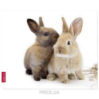 Фото Коврик для мыши Speed-Link SILK Mousepad Rabbit (SL-6242-RABBIT)