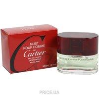 Фото Cartier Must De Cartier Pour Homme EDT