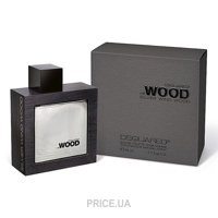 Фото Dsquared  He Wood Silver Wind Wood EDT