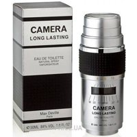 Фото Max Deville Camera Long Lasting  EDT