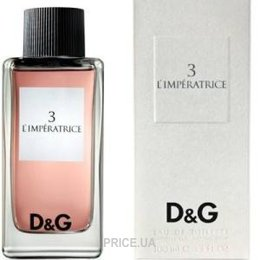 Фото Dolce & Gabbana Anthology L'Imperatrice 3 EDT