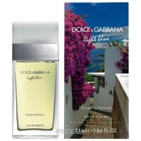 Фото Dolce & Gabbana Light Blue Escape to Panarea EDT