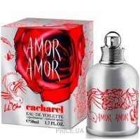 Фото Cacharel Amor Amor by Lili Choi EDT