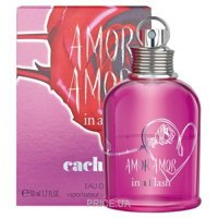 Фото Cacharel Amor Amor In a Flash EDT