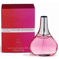 Фото Antonio Banderas Spirit For Woman EDT