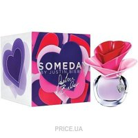 Фото Justin Bieber Someday EDP