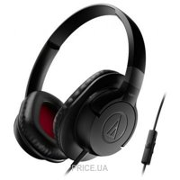 Фото Audio-Technica ATH-AX1iS