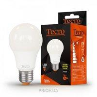 Фото Tecro LED 5W 3000K E27 (T-A60-5W-3K-E27)