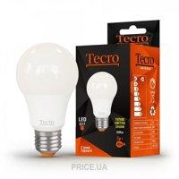 Фото Tecro LED 7W 3000K E27 (T-A60-7W-3K-E27)