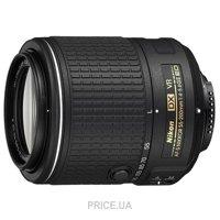 Сравнить цены на Nikon 55-200mm f/4-5.6G AF-S DX ED VR II Nikkor