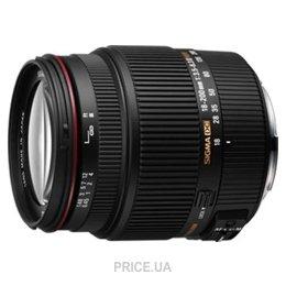 Sigma 18-200mm F3.5-6.3 DC OS HSM Nikon F