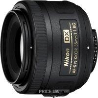 Сравнить цены на Nikon 35mm f/1.8G AF-S DX Nikkor