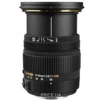 Фото Sigma 17-50mm f/2.8 EX DC OS HSM Canon EF-S