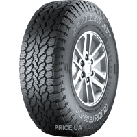 Фото General Tire Grabber AT3 (255/50R19 107H)