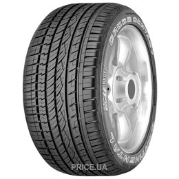 Continental ContiCrossContact UHP (255/45R19 100V)