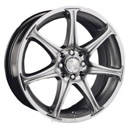 Racing Wheels H-134 (R13 W5.0 PCD4x98 ET35 DIA58.6)