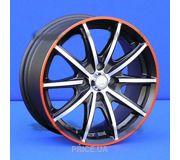 Фото JT Wheels 1160 (R14 W6.0 PCD4x100 ET38 DIA67.1)