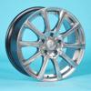 Цены на JT 2033 R15 W6.5 PCD5x112 ET38 DIA73.1 HS Литые диски JT японского производителя Japan Industrial Co., Ltd изготавливаются из алюминиевых сплавов, имеют современный дизайн., фото