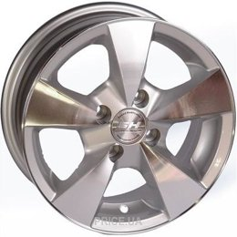 Zorat Wheels 213 (R14 W6.0 PCD4x100 ET35 DIA73.1)