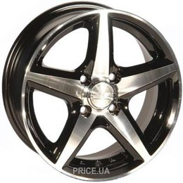 Zorat Wheels 244 (R14 W6.0 PCD4x98 ET32 DIA58.6)