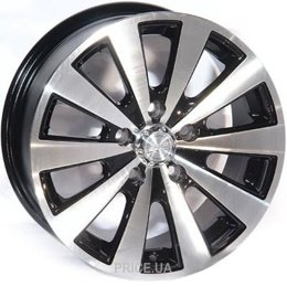 Zorat Wheels 252 (R15 W6.5 PCD4x108 ET25 DIA73.1)