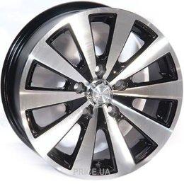 Zorat Wheels 252 (R15 W6.5 PCD5x114.3 ET40 DIA73.1)