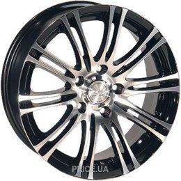 Zorat Wheels 271 (R14 W6.0 PCD4x100 ET35 DIA73.1)