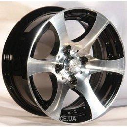 Zorat Wheels 633 (R13 W5.5 PCD4x98 ET10 DIA58.6)