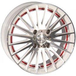 Zorat Wheels 833 (R14 W6.0 PCD4x100 ET35 DIA73.1)