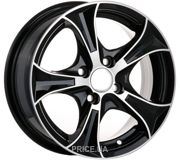 Фото Angel Luxury (R15 W6.5 PCD5x100 ET35 DIA67.1)