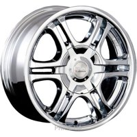 Фото Racing Wheels H-104 (R13 W5.0 PCD4x98 ET35 DIA67.1)