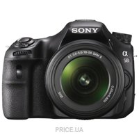 Фото Sony Alpha SLT-A58 Kit